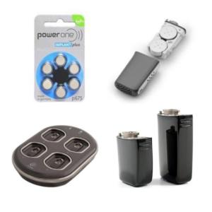 Batterier & Ladere